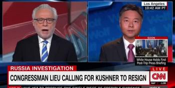 Rep. Ted Lieu: Jared Kushner Needs To Resign