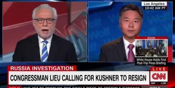 Rep. Ted Lieu: Jared Kushner Needs To Resign
