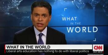 Fareed Zakaria:  Liberals Think They're Tolerant But No