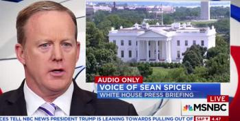 Sean Spicer Says Trump Knows What 'Covfefe' Is