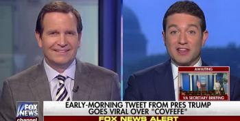 Fox Host:  'Covfefe' Tweet Means Trump Has More Stamina Than Hillary