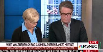 Scarborough Says Bannon Is Leaking The Kushner/Russia Stories
