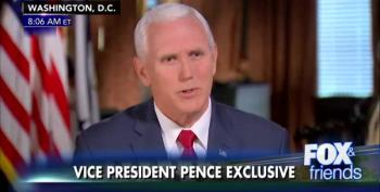 Mike Pence Puzzled Why Climate So Important To 'The Left'