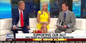 Fox And Friends Blames Obama For US Ambassador Supporting London's Mayor