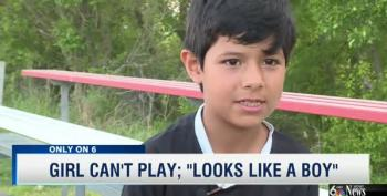 Apology Issued To Girl Disqualified From Soccer Tournament Because She Looks Like A Boy