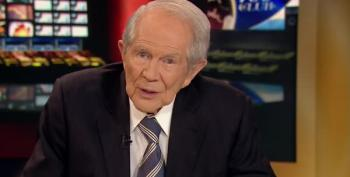 Pat Robertson Asks The Brits If They Have A ' Death Wish' Over Terror Attacks