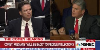 James Comey's 'City On A Hill' Speech