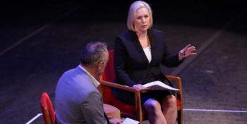 Kirsten Gillibrand Repeats Her Line About Helping People, Or Go The F Home