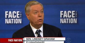 Lindsey Graham: Trump Could Be First President To 'Go Down' Because He Can't Keep Quiet
