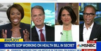 Joy Reid Smacks Down GOP Strategist For Pretending ACA Was Negotiated In Secret