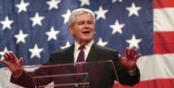 Newt Gingrich Calls For Congress To End Independent Counsel