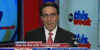 Trump Attorney Refuses To Rule Out Possibility Of Trump Firing Mueller
