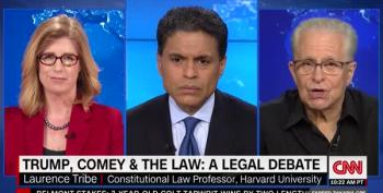 CNN Guest: 'Perjury About A Blowjob Is Not Nearly As Serious As Perjury' About Russians Undermining Democracy