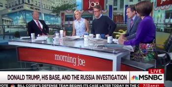 Scarborough Praises 'Checks And Balances' For Dealing With Trump. Mika: Not So Much.
