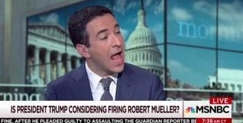 Ari Melber On Whether Trump Will Fire Bob Mueller