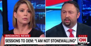 CNN Panelist Does Not Let Jason Miller Get Away With Calling Kamala Harris 'Hysterical'