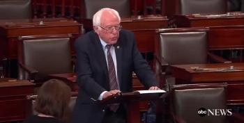 Bernie Sanders On Scalise Shooter: 'I  Am Sickened By This Despicable Act'