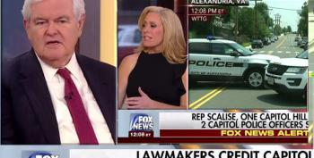 Fox News' Melissa Francis Chastises Newt Gingrich For Partisan Attacks Over Shooting