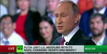 Vladimir Putin Offers James Comey Political Asylum