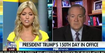 Mike Huckabee: Trump Is A 'Remarkable President'
