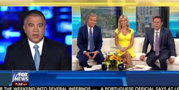 Trump Surrogate And Fox And Friends Spin 'Deep State' Conspiracy To Keep Trump Happy