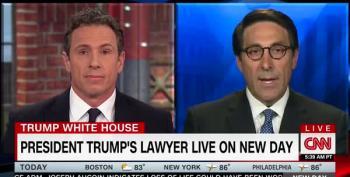 Chris Cuomo Battles With Jay Sekulow Over Trump's Tweet