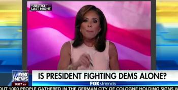 Jeanine Pirro Screams At GOP? 'Prove You're Not 'In On' Bringing Trump Down'