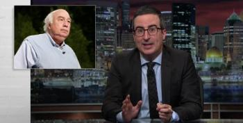 John Oliver Sued By Coal Baron, Bob Murray