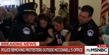 Andrea Mitchell: 'A Brutal Image For Republicans And Supporters Of This Bill, Frankly'