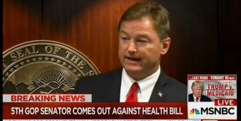 Dean Heller Announces He Will Vote No On Trumpcare