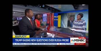 Joy Reid: Trump Seems 'Significantly Concerned' About Russia Probe