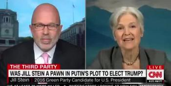 Jill Stein Blames Democrats For Misreading Her Russia Trip And Trump's 'Win'