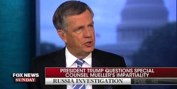 Brit Hume: If Trump Campaign Did Collude With Russia, 'It's Not A Crime'