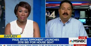 Joy Reid Talks To Randy Bryce About His Prospects For Unseating Paul Ryan