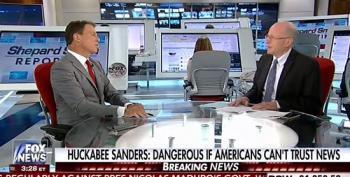 Fox News' Smith And WSJ Editor Defend CNN's Coverage On Trump
