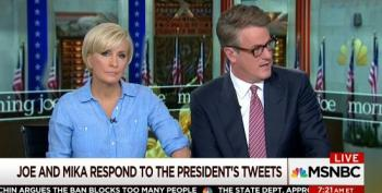 Morning Joe Hosts Accuse Trump Of Threatening To Blackmail Them With National Enquirer Story