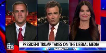 Lewandowski: Trump Is 'The Ernest Hemmingway Of Twitter'
