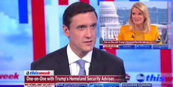 Homeland Security Adviser: Trump's Violent CNN Tweet Not Threat Because He's 'A Genuine Person'