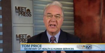 Tom Price Lies About GOP Health Care Bill Jacking Up Premiums On Older Americans