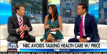 Fox Yakkers Lie About Chuck Todd's Interview With Tom Price