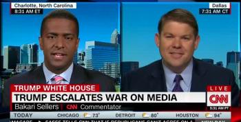 Bakari Sellers: Trump Has To Be Held To A Higher Standard!