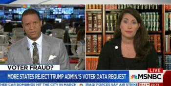 Alison Lundergan Grimes: Kobach's Voter Fraud Efforts 'A Sham Commission'
