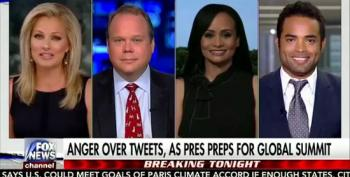 Katrina Pierson: Trump's Tweets Are Presidential Because He's President