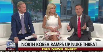 Fox And Friends: Trump Should Give Nukes To Japan