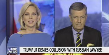 Brit Hume Defends Trump Jr. For Seeking Oppo Research From Russia