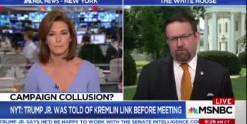 You Know Things Are Bad For Trump When All He's Got Is Gorka