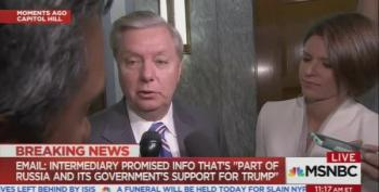 Sen. Graham: If A Foreign Govt Offers To Help Your Campaign, 'The Answer Is No'