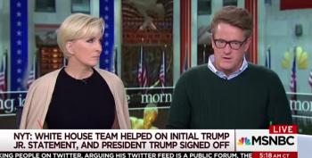 Scarborough: 'Trump Is Nixon In The Summer Of '74'