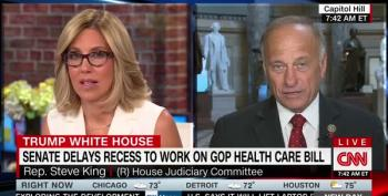 Rep. Steve King Blames Obesity On Food Stamps