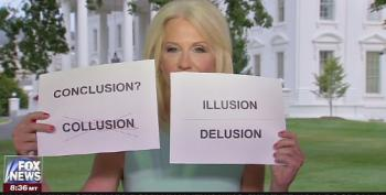 Kellyanne Conway's 'Fun With Words'